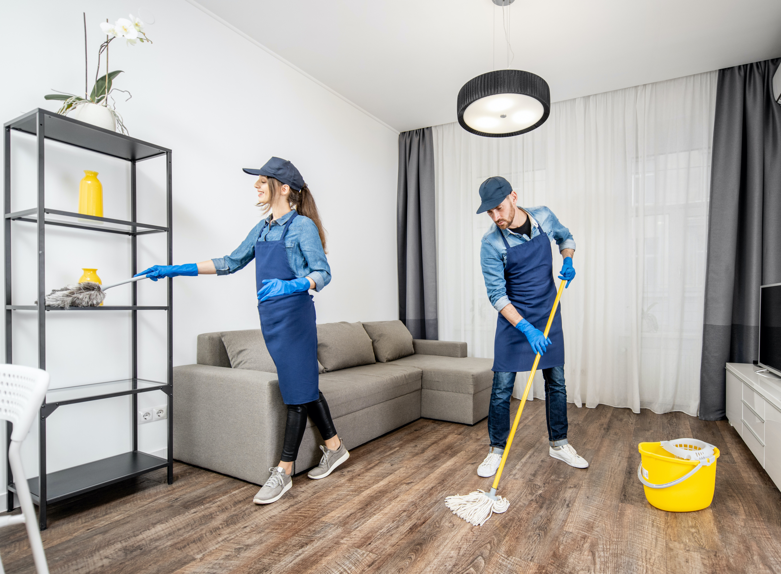 How Professional House Cleaners Can Make a Huge Difference